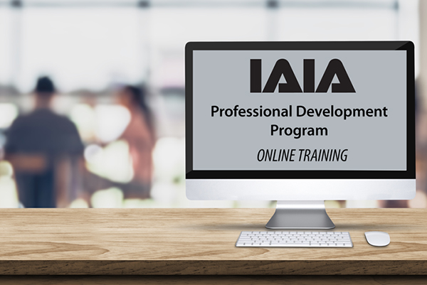 IAIA Professional Development Program