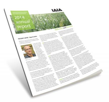 2014 IAIA ANNUAL REPORT