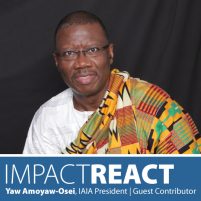 "​Expecting More from Impact Assessment:  ""Smart IA Reporting"""