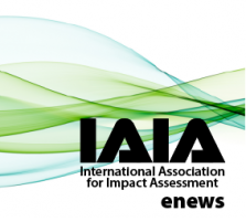 Displacement key citations, IAIA20 rescheduled, and more