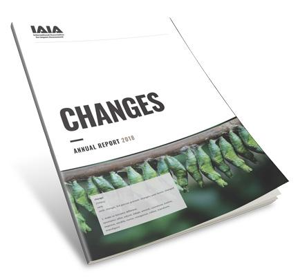 2018 IAIA ANNUAL REPORT
