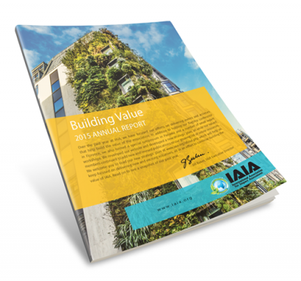 2015 IAIA Annual Report