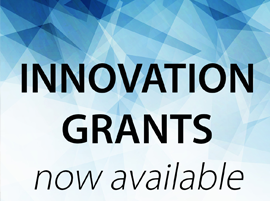 Apply for an Innovation Grant