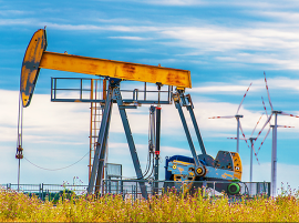 Oil, Gas and Renewable Fuels